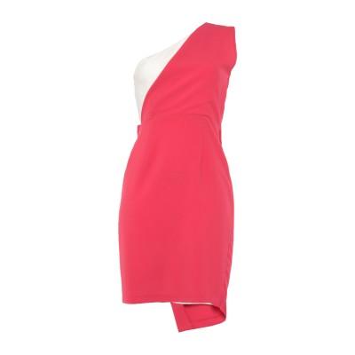 カオス KAOS ミニワンピース&ドレス フューシャ 40 ポリエステル 91% / ポリウレタン 9% ミニワンピース&ドレス