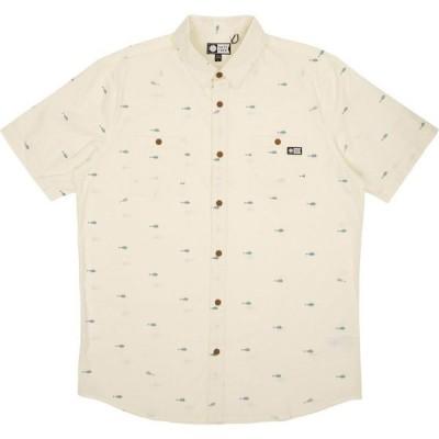 ソルティークルー Salty Crew メンズ 半袖シャツ トップス provisions woven short sleeve shirt Bone