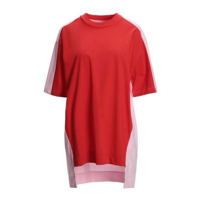 ワイスリー Y-3 T シャツ レッド XS コットン 65% / ポリエステル 35% T シャツ