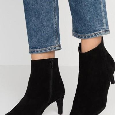 ヴェロモーダ レディース ブーツ VMIBI - High heeled ankle boots - black