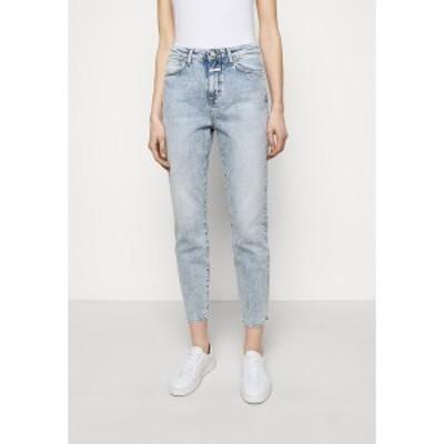 クローズド レディース デニムパンツ ボトムス BAKER HIGH - Slim fit jeans - light blue light blue