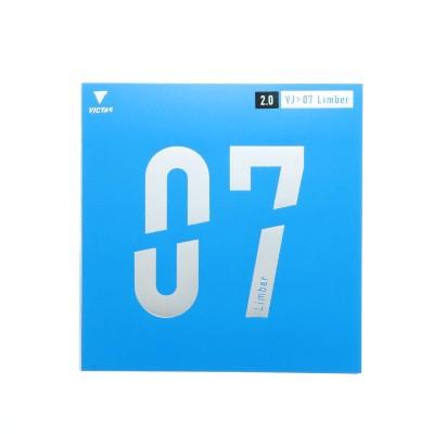 ヴィクタス VICTAS 卓球 ラバー(裏ソフト) VJ>07 リンバー 020721