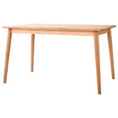 吉桂Yoshikei (吉桂) TERRACE(テラス) ダイニングテーブル 幅1280×奥行800×高さ710mm 1台(直送品)