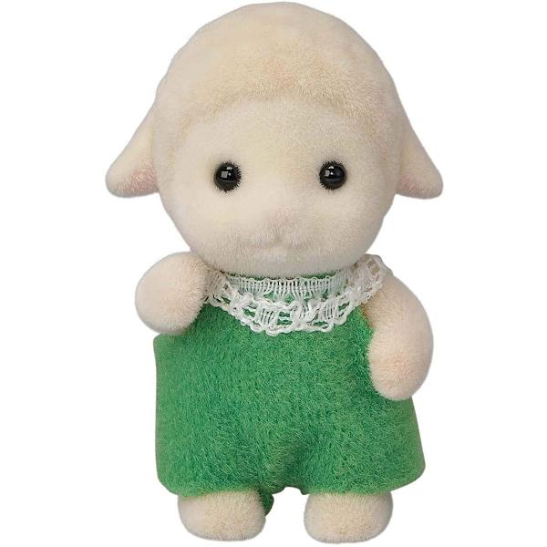 《 森林家族 》綿羊嬰兒 / JOYBUS玩具百貨