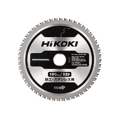 HiKOKI(ハイコーキ) チップソーカッター CD3605DB・CD3605DFA用 鉄工・ステンレス用チップソー 150×52P 0037-721
