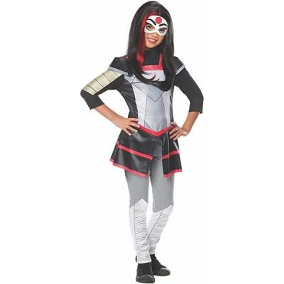Rubie's コスチューム キッズ DC スーパーヒーロー ガールズ Deluxe Katana コスチューム, スモール(海外取寄せ品)
