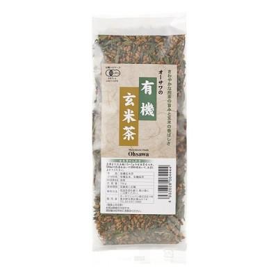 オーサワの有機玄米茶 150g オーサワジャパン