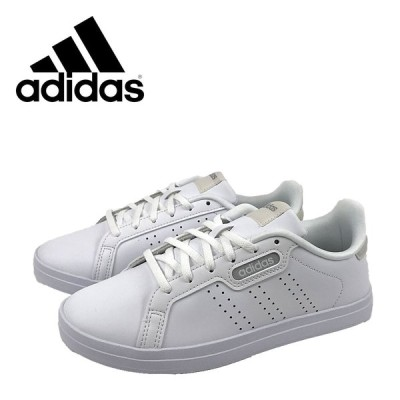 アディダス adidas コートポイント テニス 靴 レディース