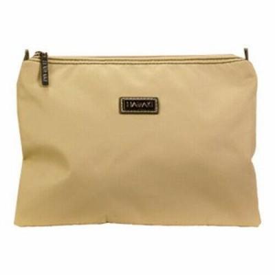 Hadaki ハダキ ファッション バッグ Hadaki by Kalencom Womens  Nylon Zip Carry All Pod Small (Set of 2) Semolina