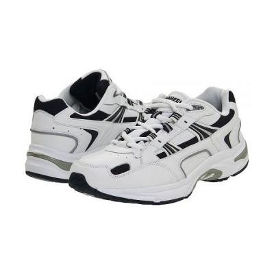 VIONIC バイオニック メンズ 男性用 シューズ 靴 スニーカー 運動靴 Walker - White/Navy