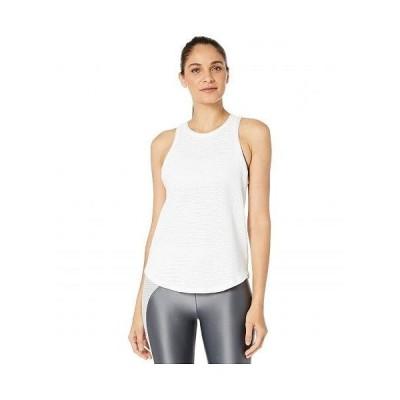 Koral レディース 女性用 ファッション アクティブシャツ Aerate Netz Tank - White