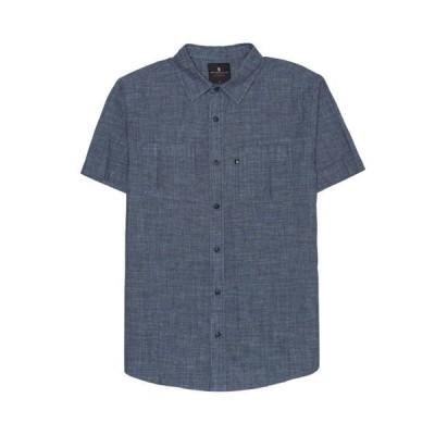 ジャンクフード メンズ シャツ トップス Men's Hughes Short Sleeve Shirt