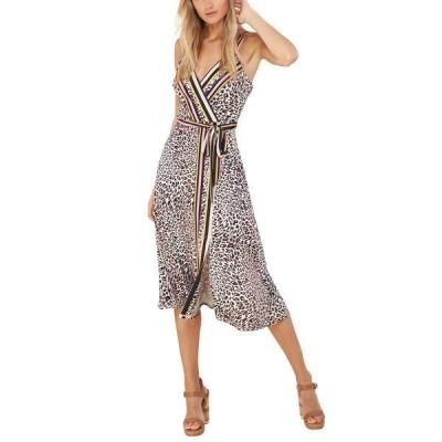 ヘイルボブ ワンピース トップス レディース Hale Bob Wrap Dress Colorful femininity with a nod to Boho style.