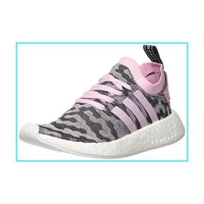 adidas Originals NMD_R2 Pk Womens Running Trainers Sneakers (UK 6.5 US 8 EU 40, Wonder Pink White Black BY9521)