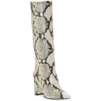 アイエヌシーインターナショナルコンセプト レディース ブーツ・レインブーツ シューズ INC Paiton Block-Heel Boots