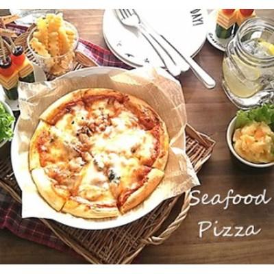 ≪広尾旬鮮便≫シーフードピザ