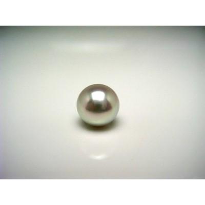 真珠 ネクタイピン パール アコヤ真珠 8.8mm Pt900 プラチナ 針 64992