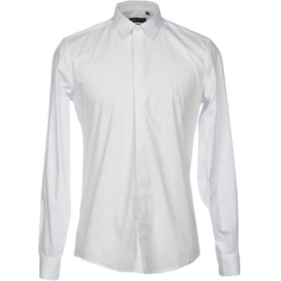 アントニー モラート ANTONY MORATO シャツ ホワイト 54 コットン 76% / ナイロン 21% / ポリウレタン 3% シャツ
