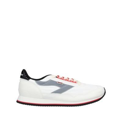 WALSH スニーカー&テニスシューズ(ローカット) アイボリー 6 紡績繊維 スニーカー&テニスシューズ(ローカット)