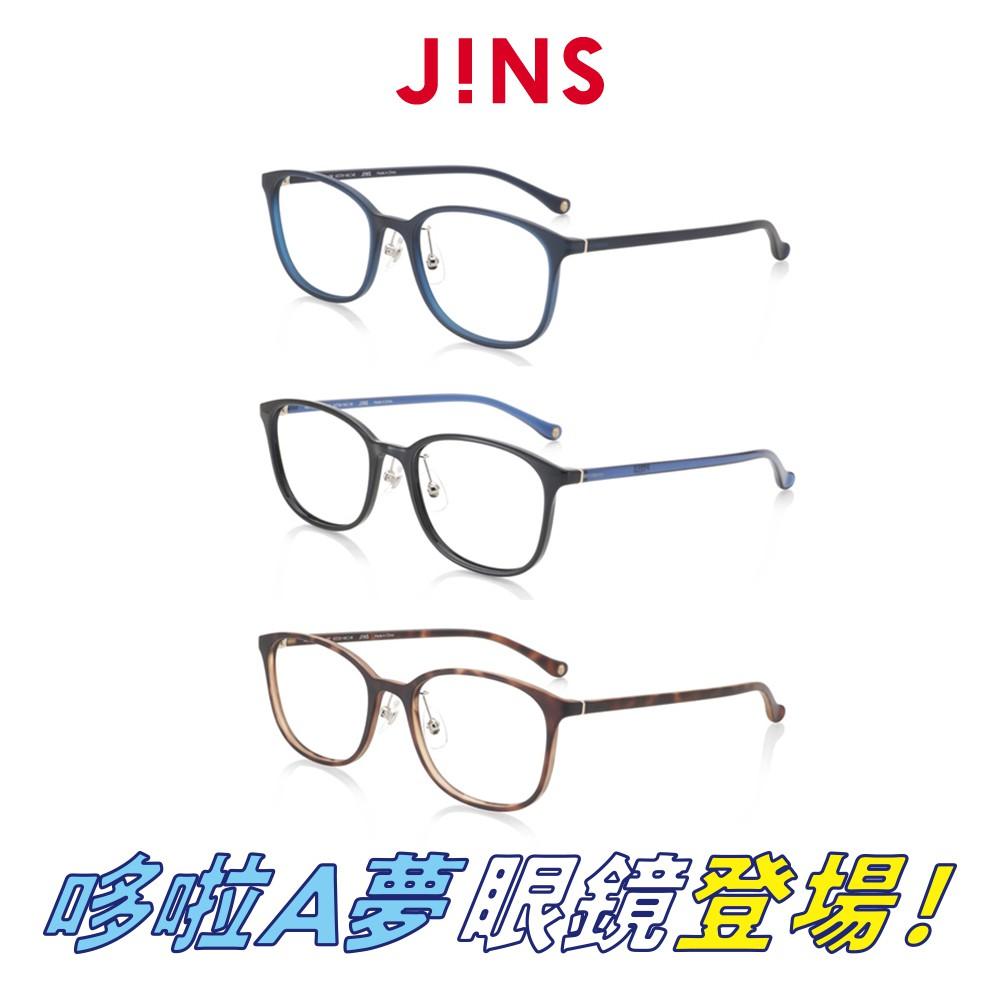 【JINS】哆啦A夢 簡約輕量聯名款眼鏡(AMRF20S002)