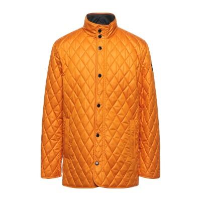 ポール・アンド・シャーク PAUL & SHARK ダウンジャケット オレンジ L ポリエステル 100% ダウンジャケット