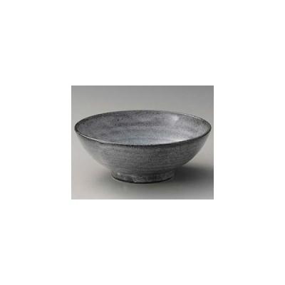 和食器 カ313-217 雫石(しずくいし)6.3六兵衛丼
