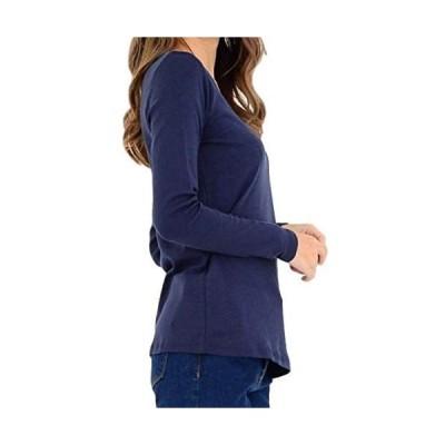 [スリーピングシープ] 9色 M〜4L 展開 ベーシックは肌触りが大事 やわらか コットン 快適 長袖 Tシャツ 綿 フライス