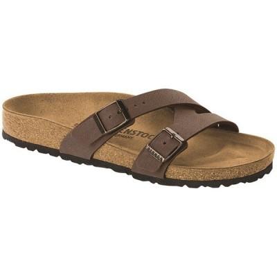 ビルケンシュトック レディース サンダル シューズ Birkenstock Yao Birkibuc Sandals - Women's