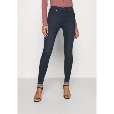 ドクター デニム デニムパンツ レディース ボトムス PLENTY - Jeans Skinny Fit - plum blue