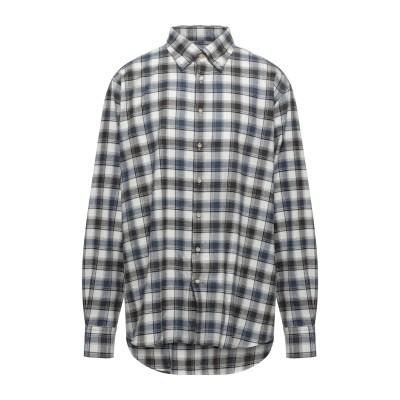 STENSTRÖMS シャツ ホワイト 3XL コットン 100% シャツ