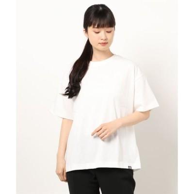 tシャツ Tシャツ DRY(速乾機能)ピスネーム無地ビッグシルエットTシャツ