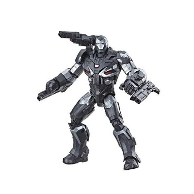 """Avengers Marvel Legends Series Endgame Marvel's War Machine 6"""" Collectible Action Figure Toy for Ages 6 & Up (E3972)【並行輸入品】"""