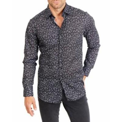 ファッション ドレス Blanc Slim Fit Woven Shirt M