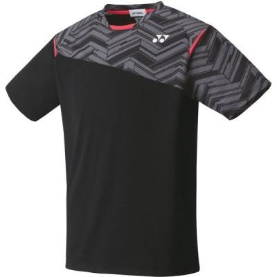〇Yonex(ヨネックス) ユニゲームシャツ(フィットスタイル) テニス・バドミントン(PRACTICE) ウェア 10366-007【送料無料】