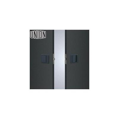 UNION(ユニオン) ULS302-B ドアハンドル 掘込 1セット(内外) [ネオイズム]