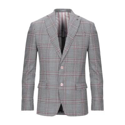 HAVANA & CO. テーラードジャケット グレー 48 バージンウール 100% テーラードジャケット