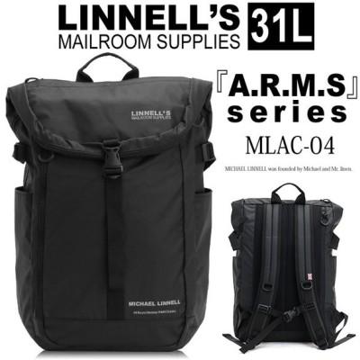 マイケルリンネル リュック MICHAEL LINNELL'S ARMS 大容量 リュックサック デイパック バックパック ロールトップ メンズ レディース MICHAEL LINNELL ブランド