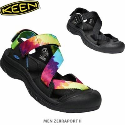 送料無料 KEEN キーン サンダル メンズ ゼラポート ツー MEN ZERRAPORT II KEE0233 国内正規品