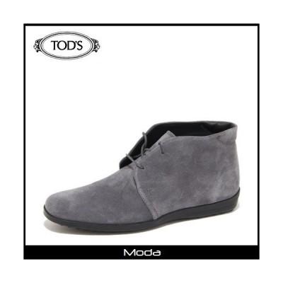 トッズ ブーツ レディース TOD'S 靴 グレースウェード アンクルブーツ スウェード