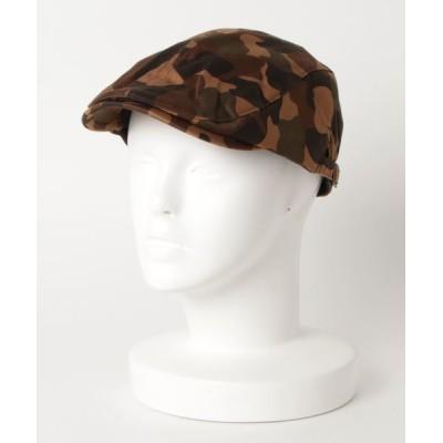 FUNALIVE / 【JABURO】アニマルカモ柄 ハンチング帽 MEN 帽子 > ハンチング/ベレー帽