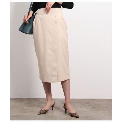 ROPE' / ロペ ストレッチツイルラップタイトスカート