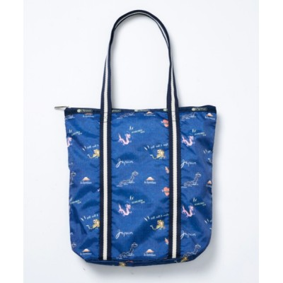 LeSportsac / 【日本限定】ABSTRACT DAILY TOTE ヴィンテージ ジャポネスク WOMEN バッグ > トートバッグ