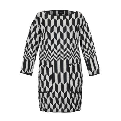 アトス ロンバルディーニ ATOS LOMBARDINI ミニワンピース&ドレス アイボリー 38 ポリエステル 95% / ナイロン 5% ミニワ