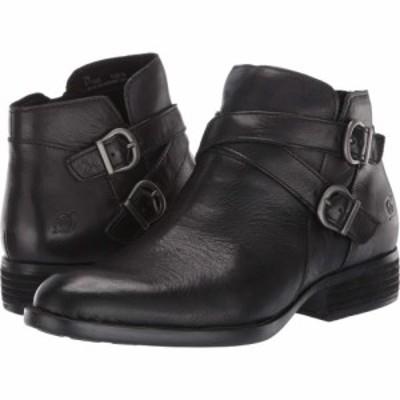ボーン Born レディース ブーツ シューズ・靴 Ozark Black Full Grain Leather