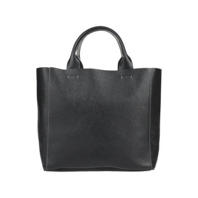 NUR DONATELLA LUCCHI レディース ハンドバッグ 鞄 ブラック