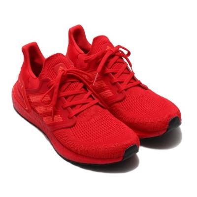 アディダス adidas スニーカー ウルトラブースト (SCARLET/SOLAR RED/BOOSTSCARLET) 20SP-I at20-c