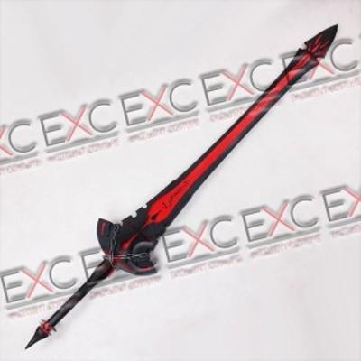 Fate/Zero バーサーカー(ランスロット) 剣(模造) 無毀なる湖光(アロンダイト) 風 コスプレ用アイテム