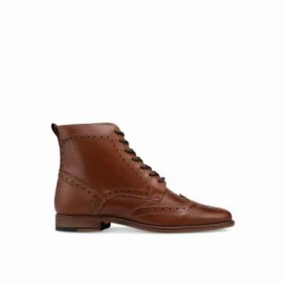 トップマン ブーツ Brown Hale Brogue Boots Brown