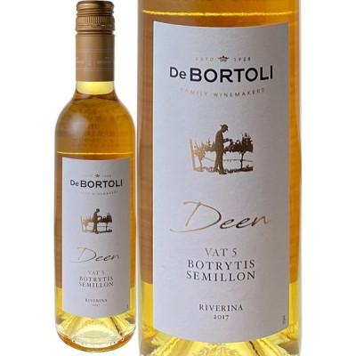 ワイン オーストラリア ディーン ボトリティス・セミヨン ハーフ 375ml 2017 デ・ボルトリ 白