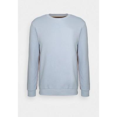 ポールスミス パーカー・スウェットシャツ メンズ アウター GENTS TAPED SEAM - Sweatshirt - bright blue